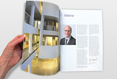Annual Report 2014 Innenseiten