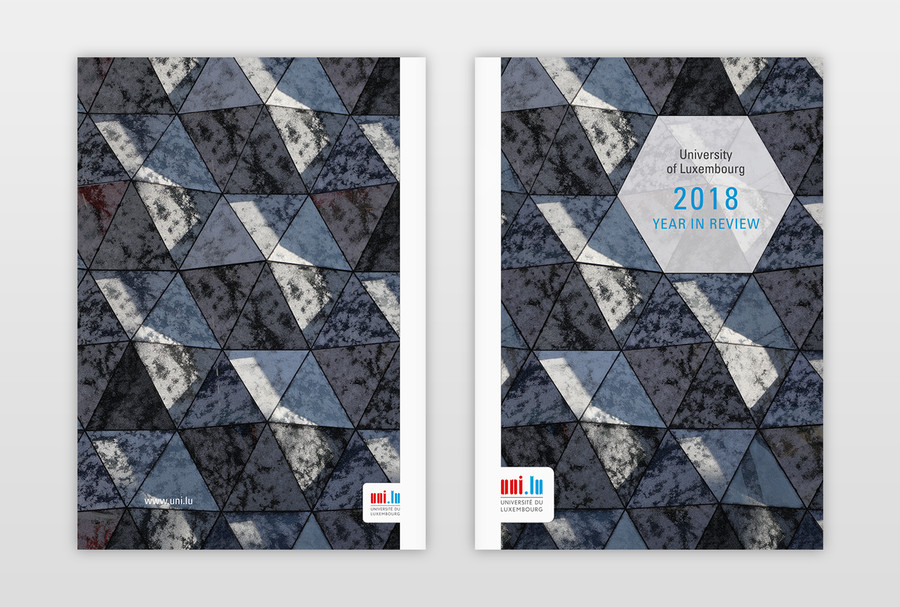 Annual Report 2018 Umschlag
