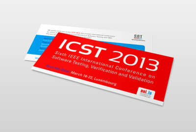 ICST congress Flyer