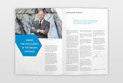 Annual Report 2018 Innenseiten