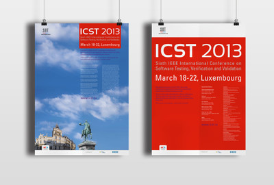 ICST congress Plakate