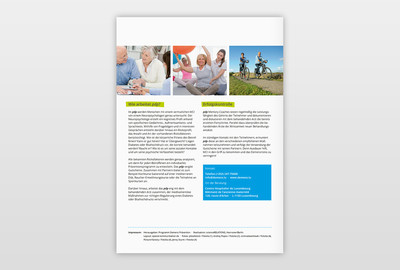 Factsheet (Patienteninformation) Rückseite