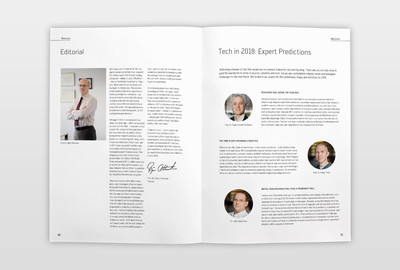 Annual Report 2017 Innenseiten
